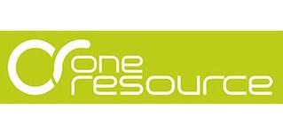 one resource logo
