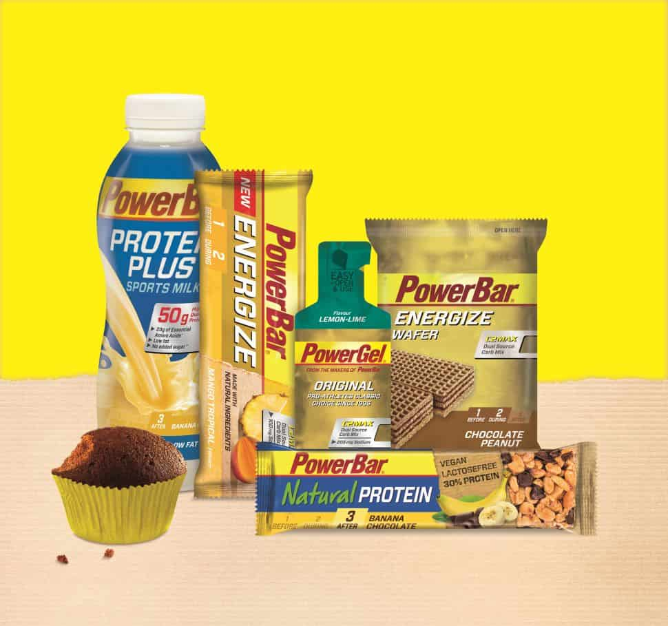 powerbar products