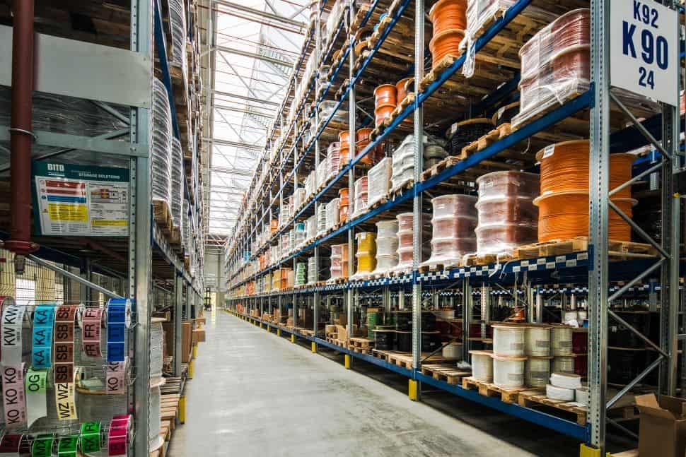 sonepar warehouse