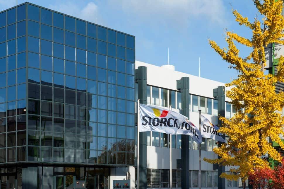 storck building