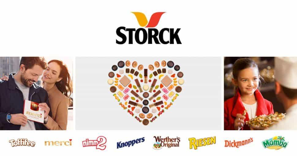 storck advertisement