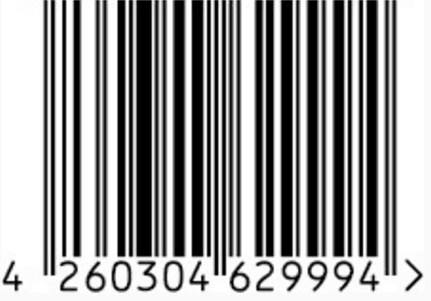 Strichcode mit GTIN