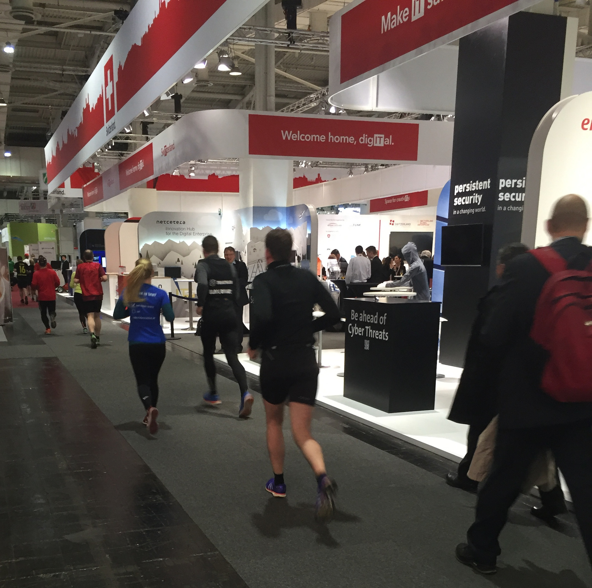 CeBIT Business Run