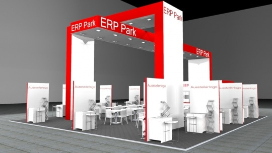 ERP-Park CeBIT 2017