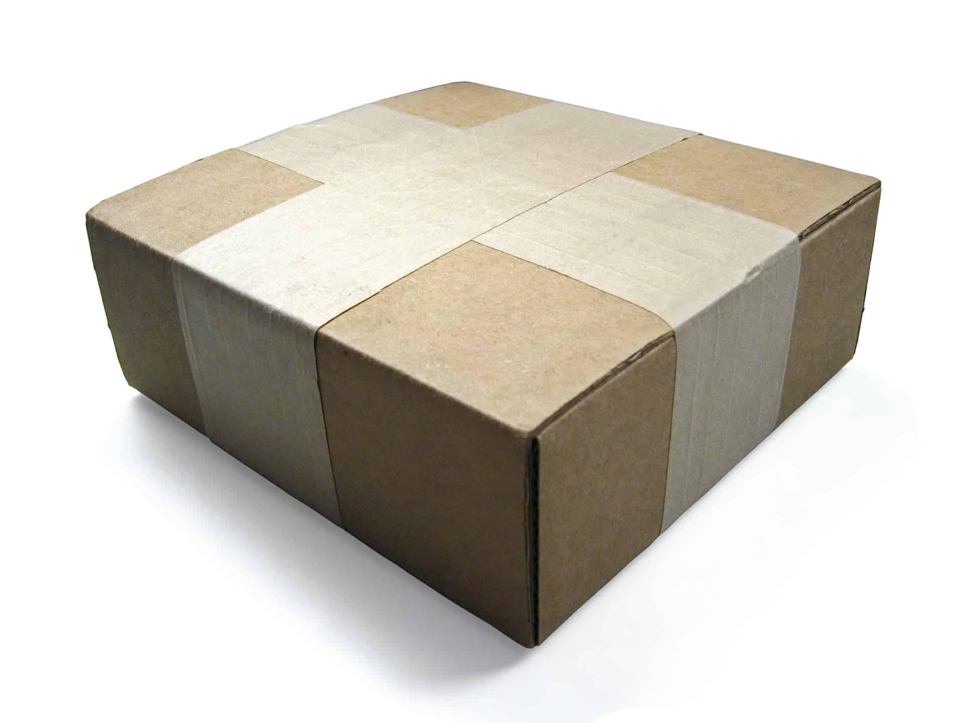 Verpackung aus Karton
