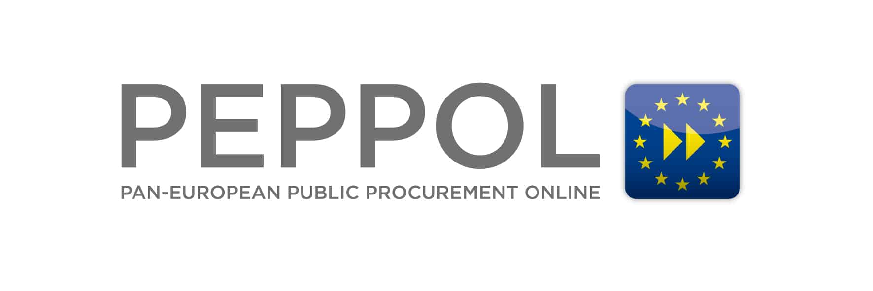 PEPPOL Logo [Source: http://peppol.eu]