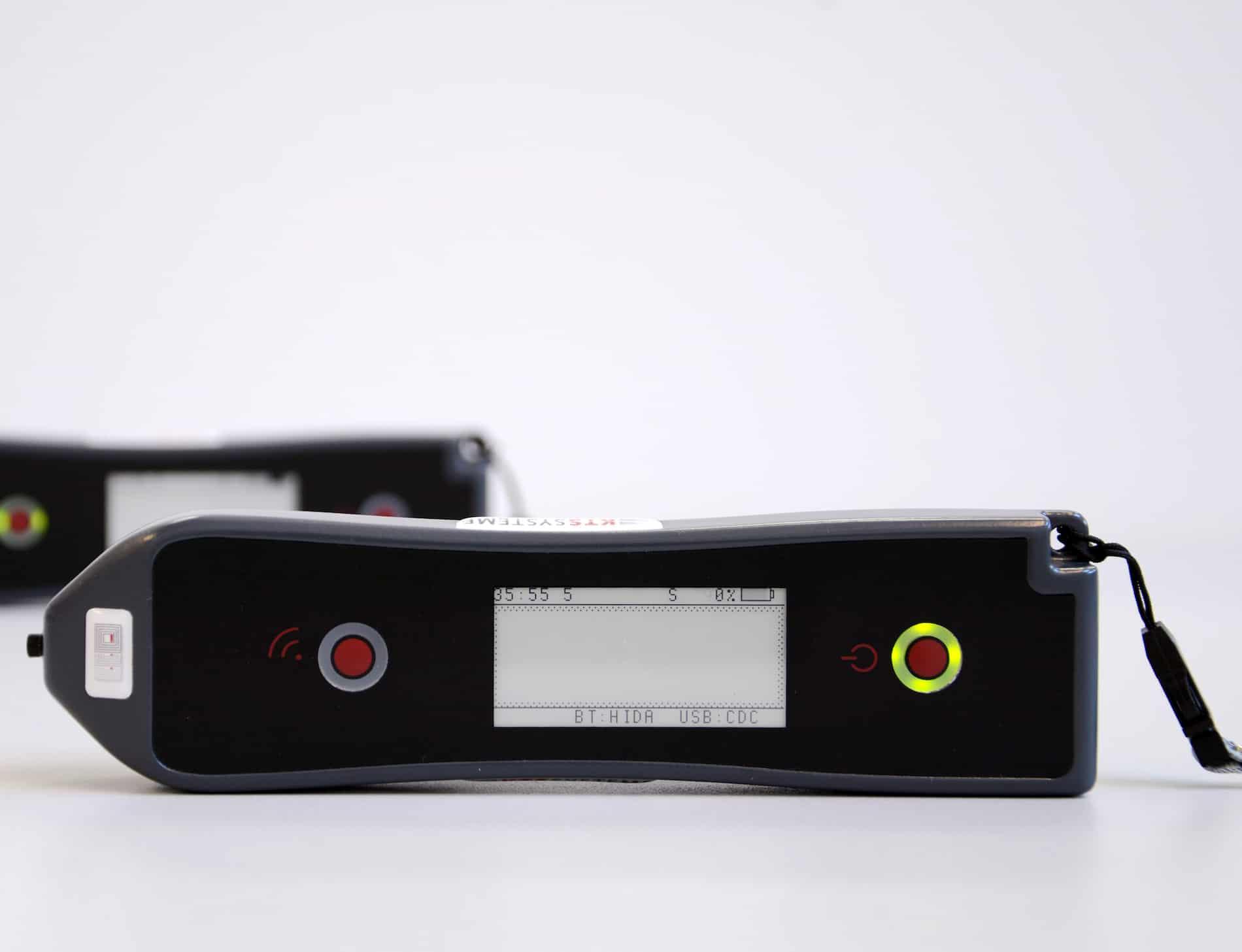 Beispiel für einen RFID-Scanner