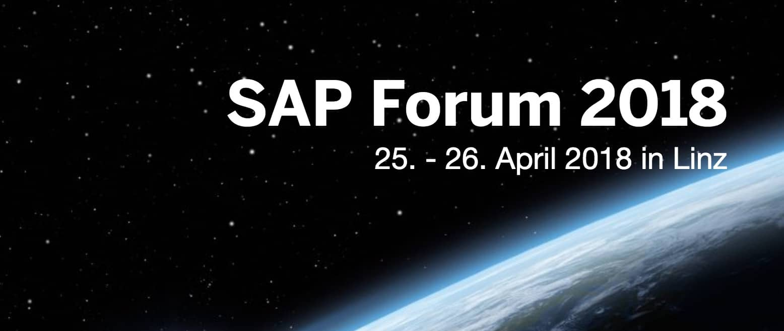 SAP Forum Linz