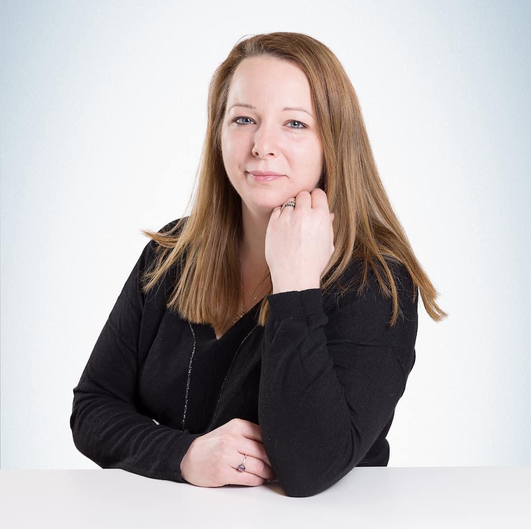 Anna Szilvasi Team Photo