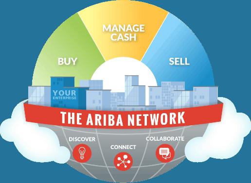 Überblick über das Ariba-Netzwerk (C