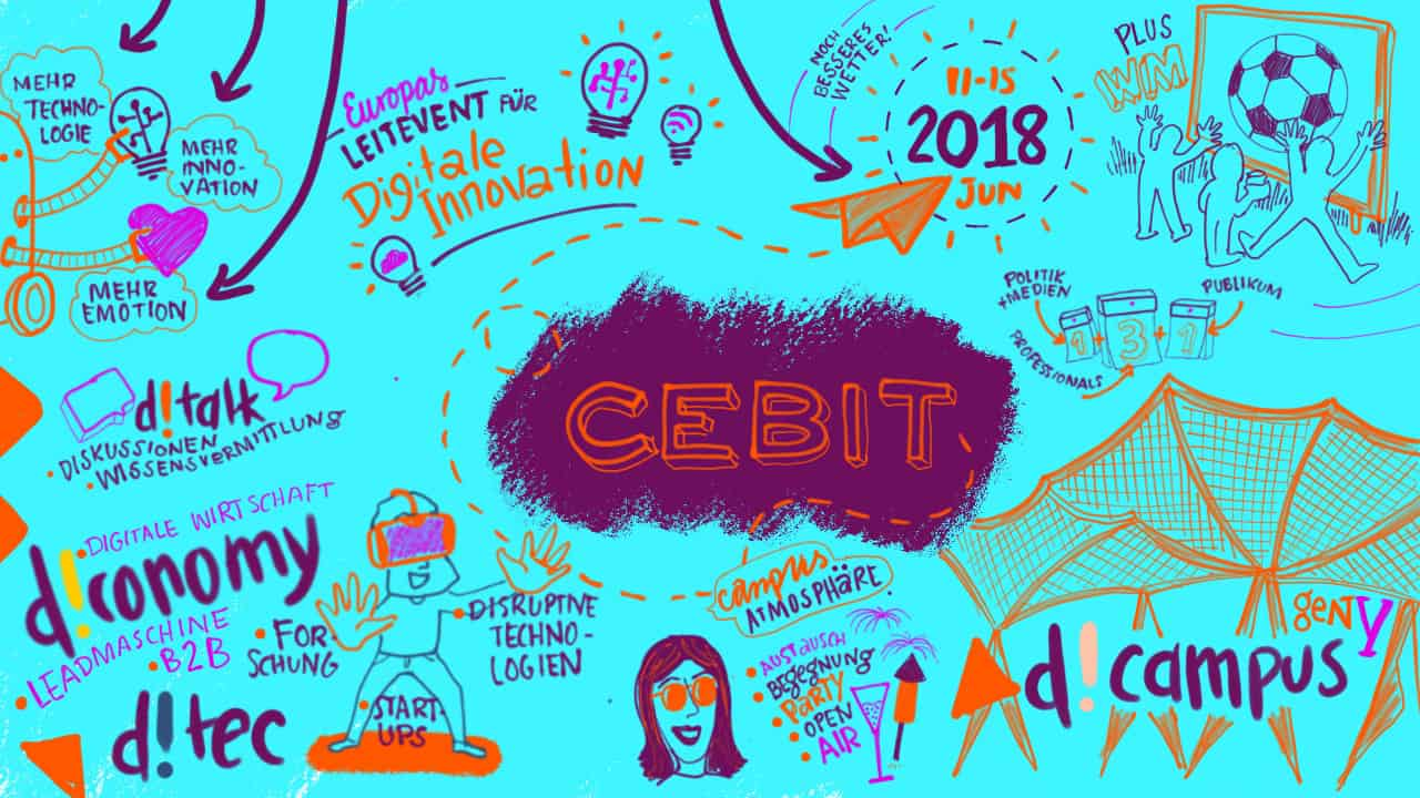 CEBIT 2018 © Deutsche Messe