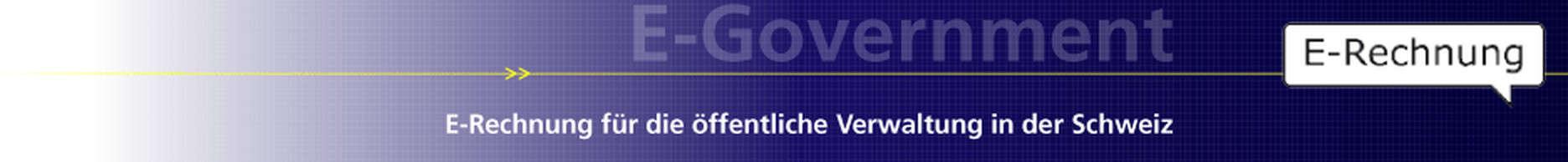 e-Rechnungs-Initiative Schweiz