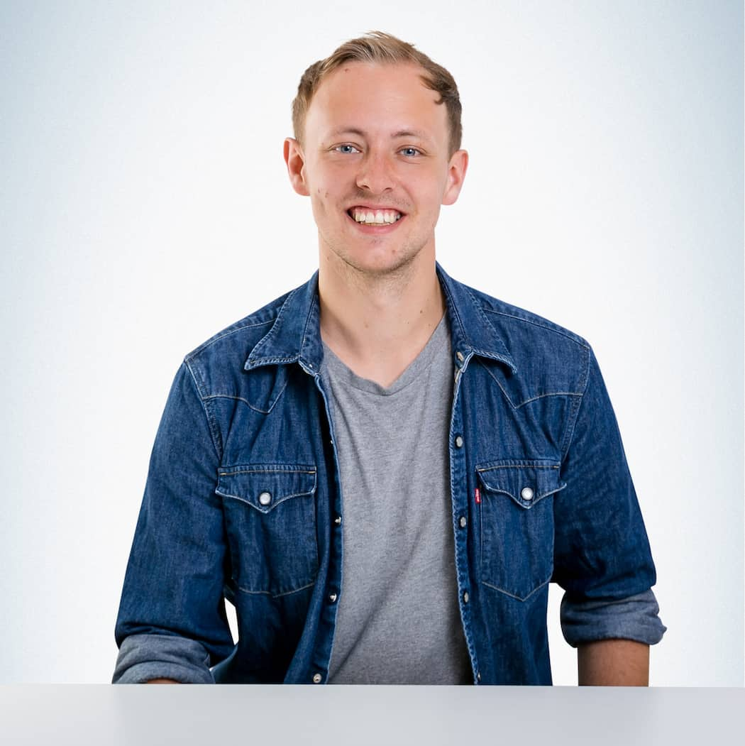 Tobias Jugl Team Photo