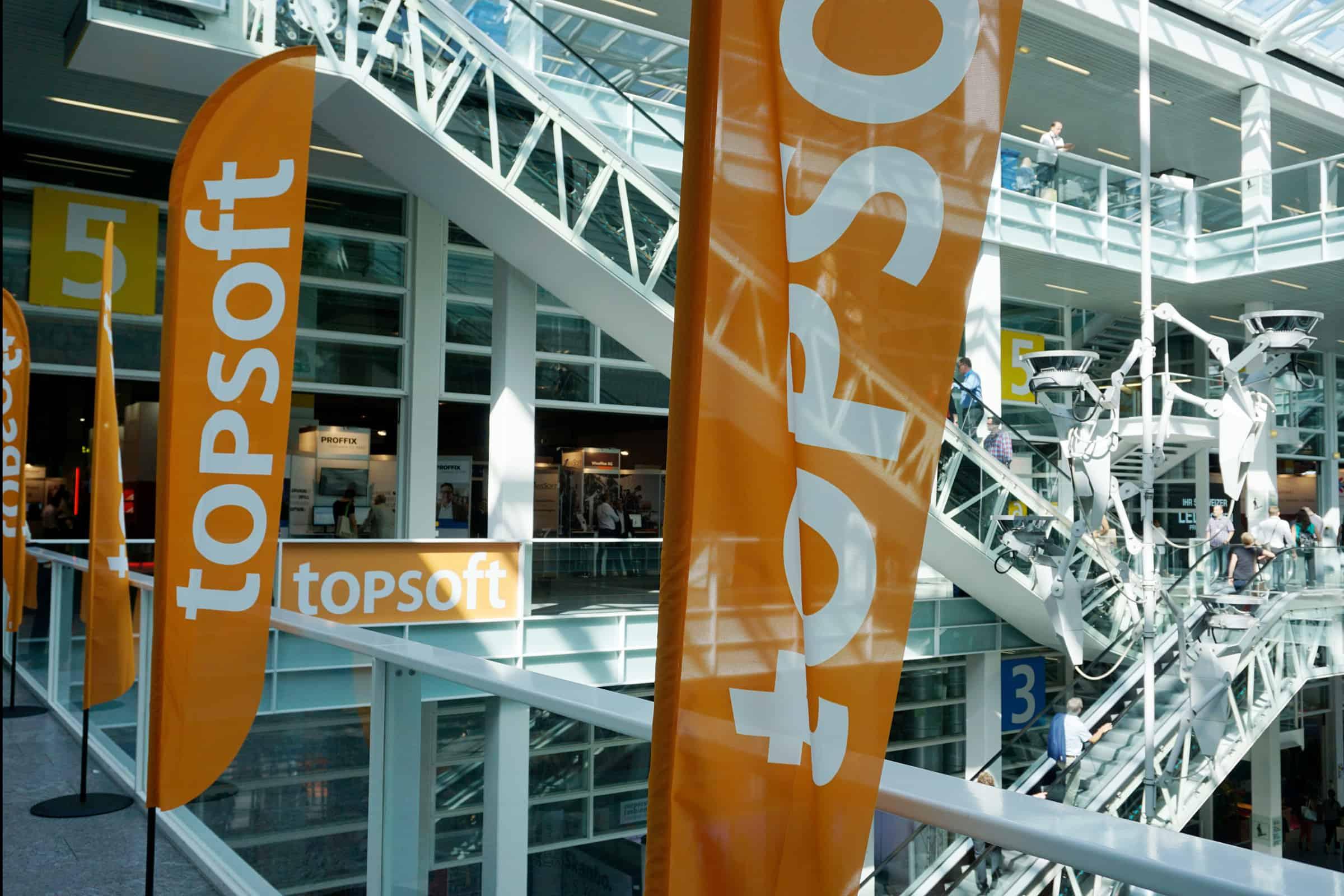 TopSoft-Messe 2018