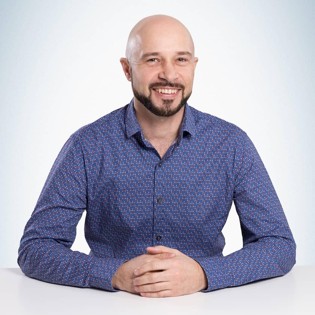 Vladimir Kurnos Team Photo