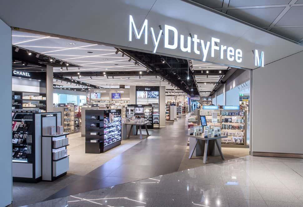 munich airport shops