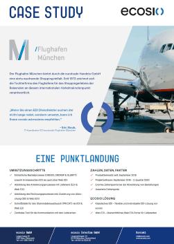Flughafen München Case Study Preview
