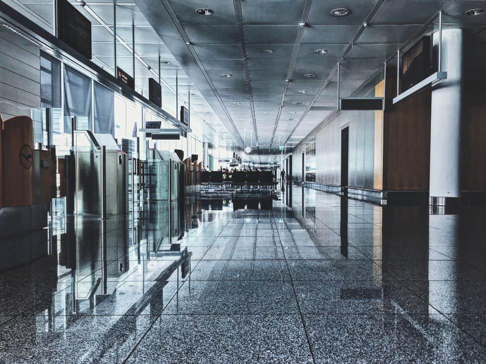 munich airport gate