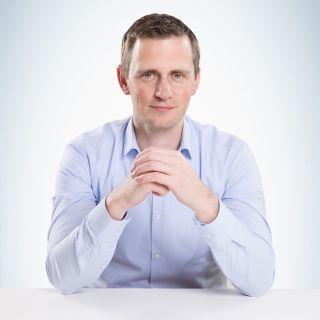 Presenter Philipp Liegl