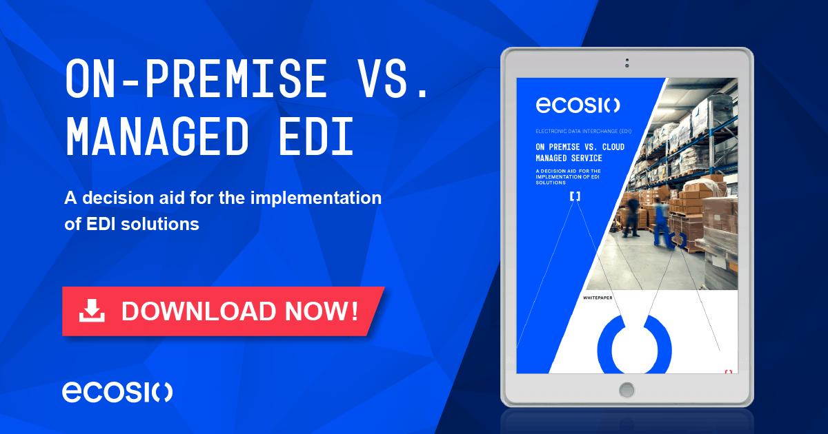 White Paper – Local EDI Converter vs. Fully Managed EDI