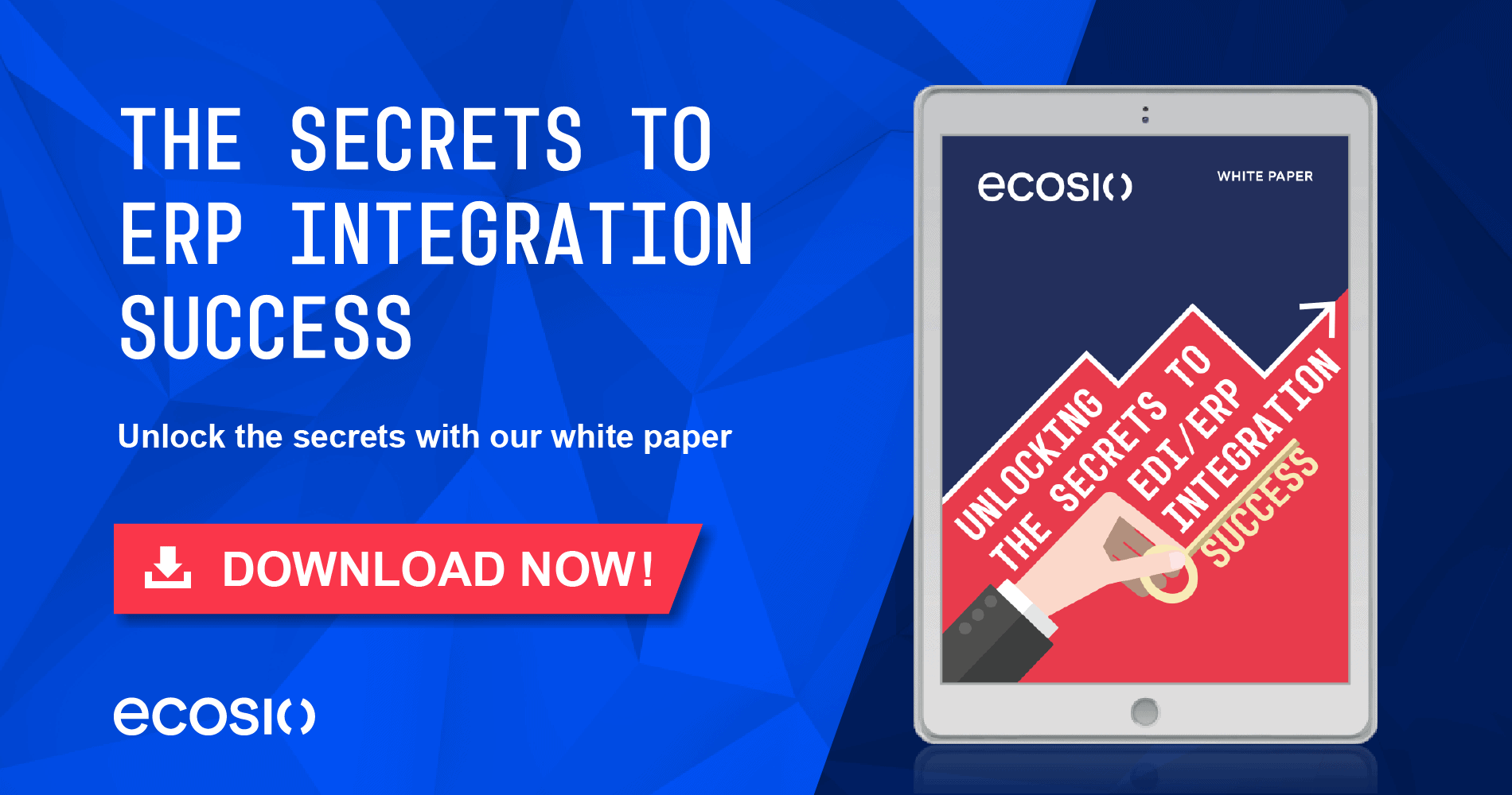 White Paper - Unlocking The Secrets to Successful EDI-ERP Integration