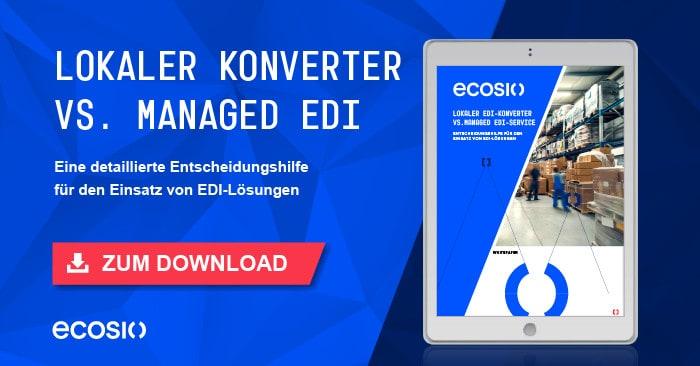 Teaser White Paper Lokaler EDI-Konverter vs. Managed EDI-Service