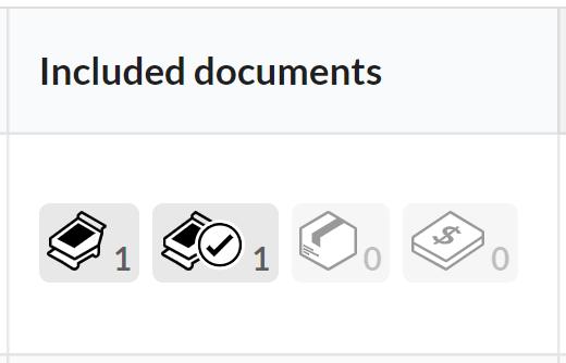 Order Response Icon