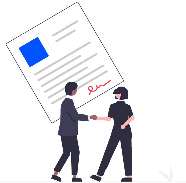 Checking the contract